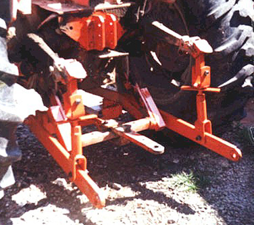 Hitches/3 Point : Allis Chalmers Parts, OKtractor
